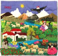 "Cuadros Panel – ""Paisaje"" (Landscape) By Yeni"