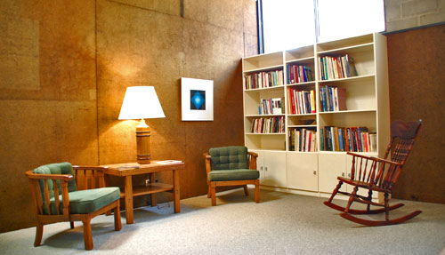 INAI reading room