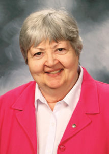 Sister Patricia Walter, OP