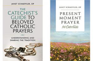 two books by Janet Schaffler, OP