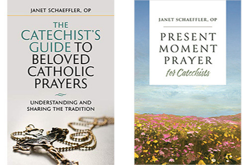 two books by Janet Schaffler, OP