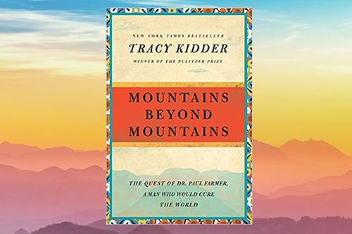 Cover Of Tracy Kidder's Book